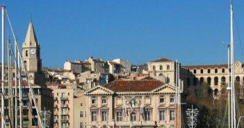 Marseille, Mairie de Marseille, kébabs, restaurants de luxe
