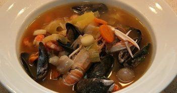Bouillabaisse, Paruline en cuisine, cuisine marseillaise