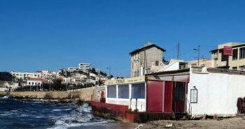 Marseille, plage de la Pointe Rouge, Loi littorale de 1986