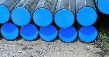 tubes de canalisations
