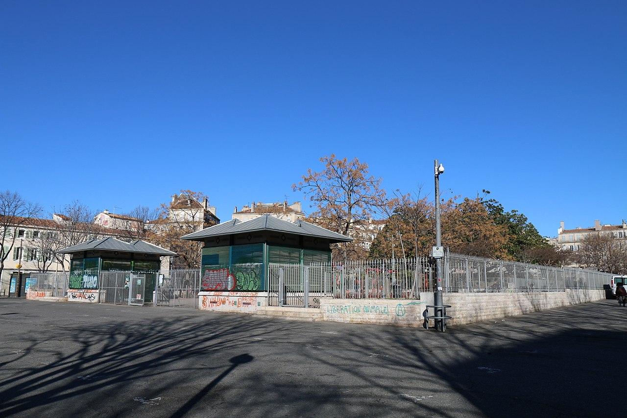 Les grands chantiers de Marseille 2020