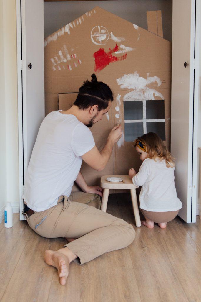 Atelier en mode baby sitter